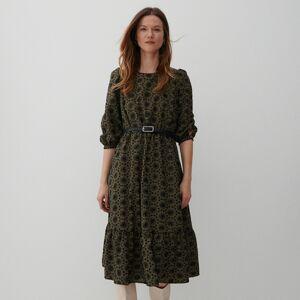 Reserved - Vzorované šaty - Vícebarevná