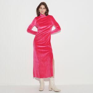Reserved - Ladies` dress - Růžová