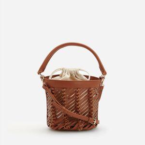 Reserved - Dámská taška - Oranžová