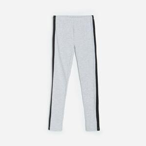 Reserved - Dívčí kalhoty - Světle šedá