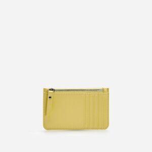 Reserved - Wallet - Žlutá