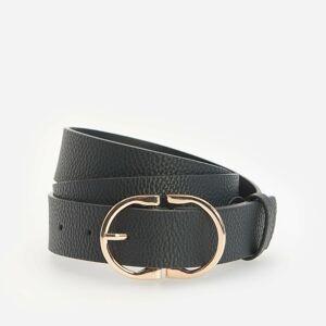 Reserved - Texturovaný pásek - Černý