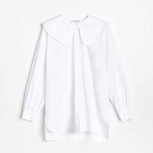 Reserved - Ladies` shirt - Bílá