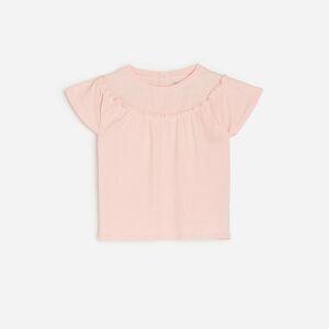 Reserved - Bavlněné tričko svolány - Růžová