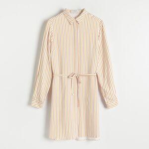 Reserved - Košile z viskózy - Vícebarevná