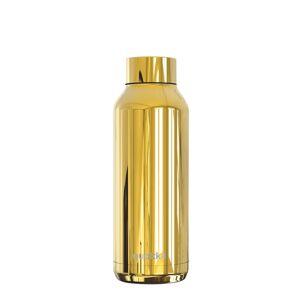 Nerezová lahev Solid Sleek 510 ml, Quokka, zlatá