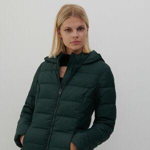Reserved - Prošívaný kabát - Khaki