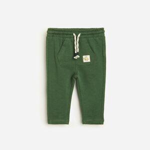 Reserved - Teplákové kalhoty - Khaki