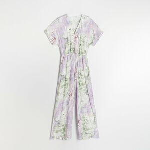 Reserved - Ladies` jumpsuit - Vícebarevná