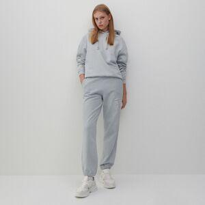 Reserved - Teplákové kalhoty - Světle šedá