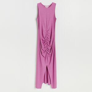 Reserved - Žerzejové šaty - Růžová