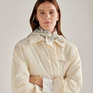 Reserved - Ladies` outer jacket - Krémová