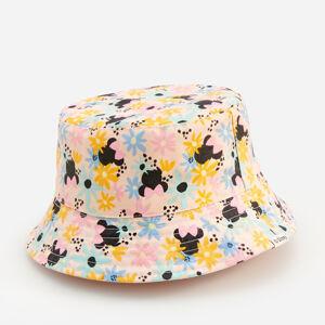 Reserved - Oboustranný klobouk bucket hat - Růžová