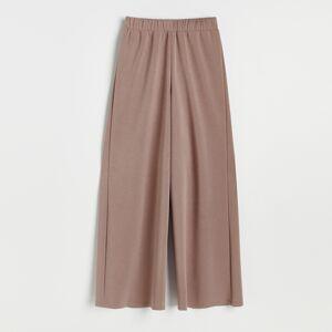 Reserved - Ladies` trousers - Béžová