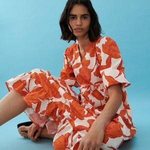 Reserved - Ladies` dress - Oranžová