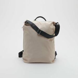 Reserved - Multifunkční batoh - Krémová