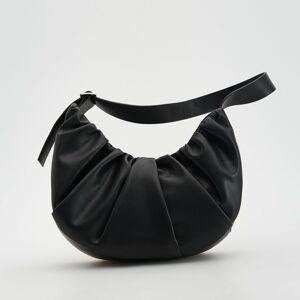 Reserved - Kožená taška - Černý