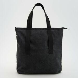 Reserved - Velká taška shopper - Šedá