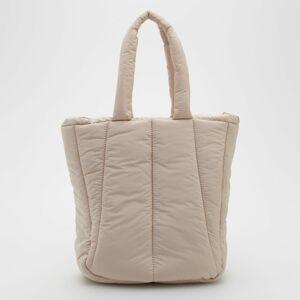 Reserved - Prošívaná taška - Krémová
