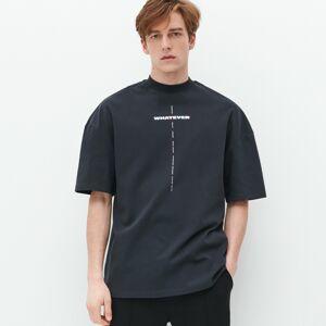 Reserved - Tričko s potiskem - Černý