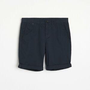 Reserved - Men`s shorts - Tmavomodrá
