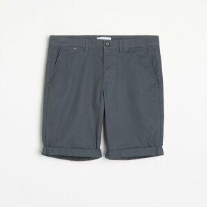 Reserved - Men`s shorts - Šedá