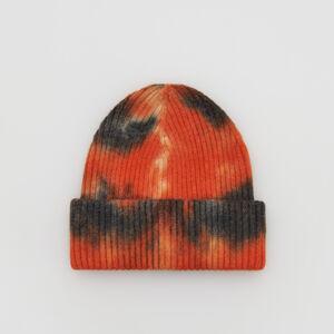 Reserved - Batikovaná čepice - Vícebarevná