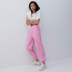 Reserved - Teplákové kalhoty - Růžová