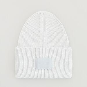 Reserved - Dámská čepice - Světle šedá
