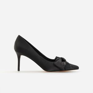 Reserved - LADIES` PUMPS - Černý