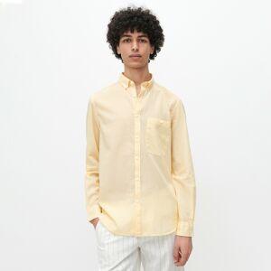 Reserved - Bavlněná košile - Béžová