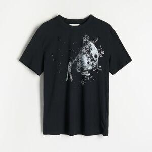 Reserved - Men`s t-shirt - Šedá
