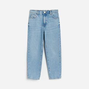 Reserved - GIRLS` JEANS TROUSERS - Modrá