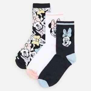 Reserved - Dívčí ponožky - Černý