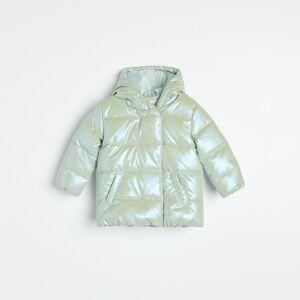 Reserved - Girls` outer jacket - Tyrkysová