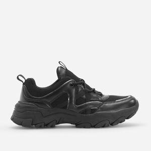 Reserved - Boty ve sportovním stylu - Černý