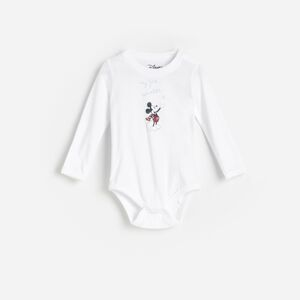 Reserved - BABIES` BODY SUIT - Bílá