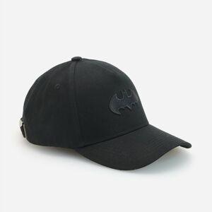 Reserved - Čepice s kšiltem Batman - Černý