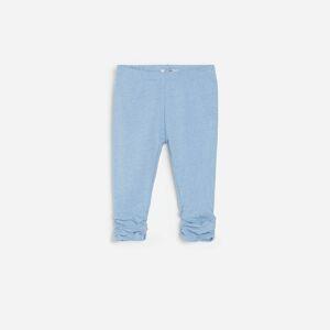 Reserved - Kalhoty se stahovací šňůrkou - Fialová