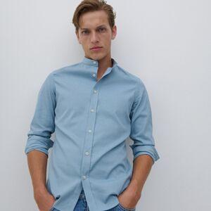 Reserved - Košile super slim fit - Modrá