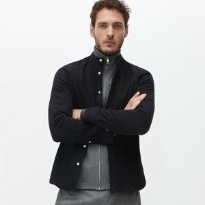 Reserved - Košile super slim fit - Černý