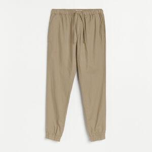 Reserved - Men`s trousers - Béžová