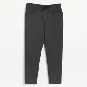 Reserved - Kalhoty joggers - Šedá