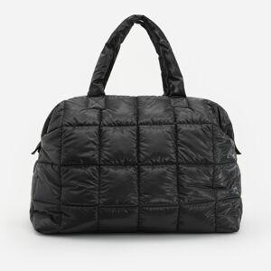 Reserved - Prošívaná taška - Černý