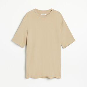 Reserved - Men`s t-shirt - Béžová