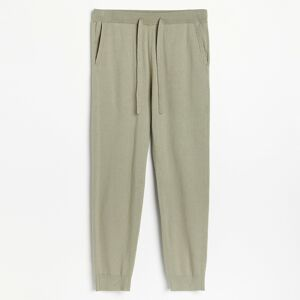 Reserved - Men`s trousers - Zelená