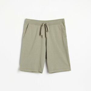 Reserved - Men`s shorts - Zelená