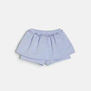 Reserved - Girls` shorts - Fialová