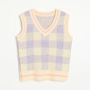 Reserved - Ladies` vest - Vícebarevná