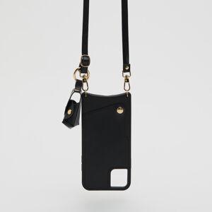 Reserved - Case for cellphone & case for earphones - Černý